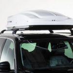 Prtljaga naj svoje mesto najde na avtomobilski strehi